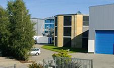 Erweiterung Firmengebäude